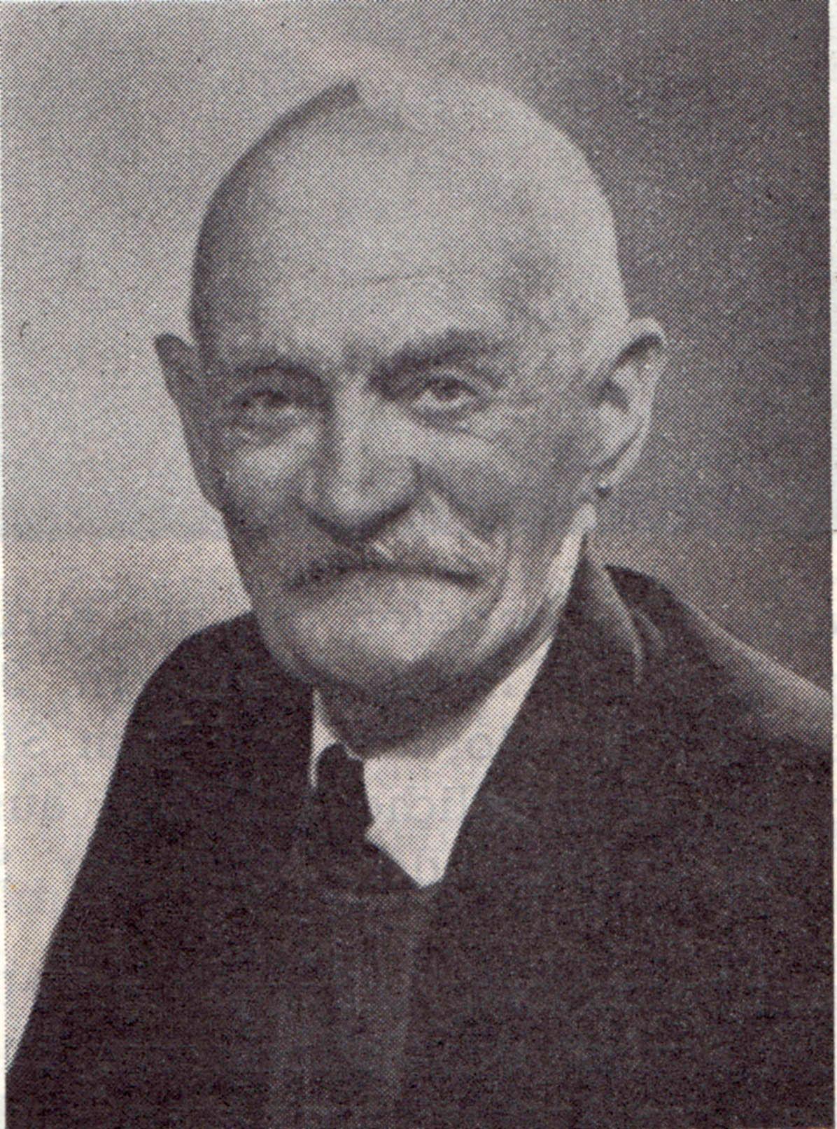 Gottfried Gächter (1877-1956)