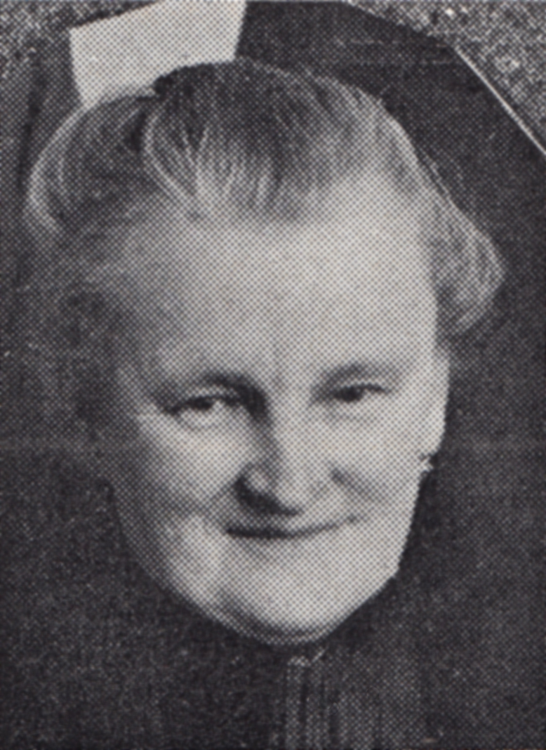 Anna Lüchinger-Mattle (1894-1969)