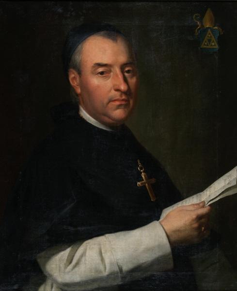 Martinus Balthasar, Abt im Kloster St. Urban