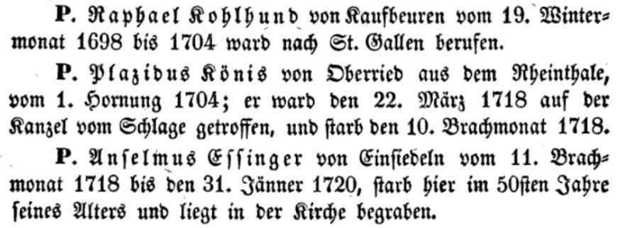 Geschichte der Herrschaft Ebringen im Jahre 1792