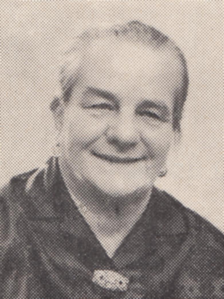Hedwig Schegg (1902-1971)