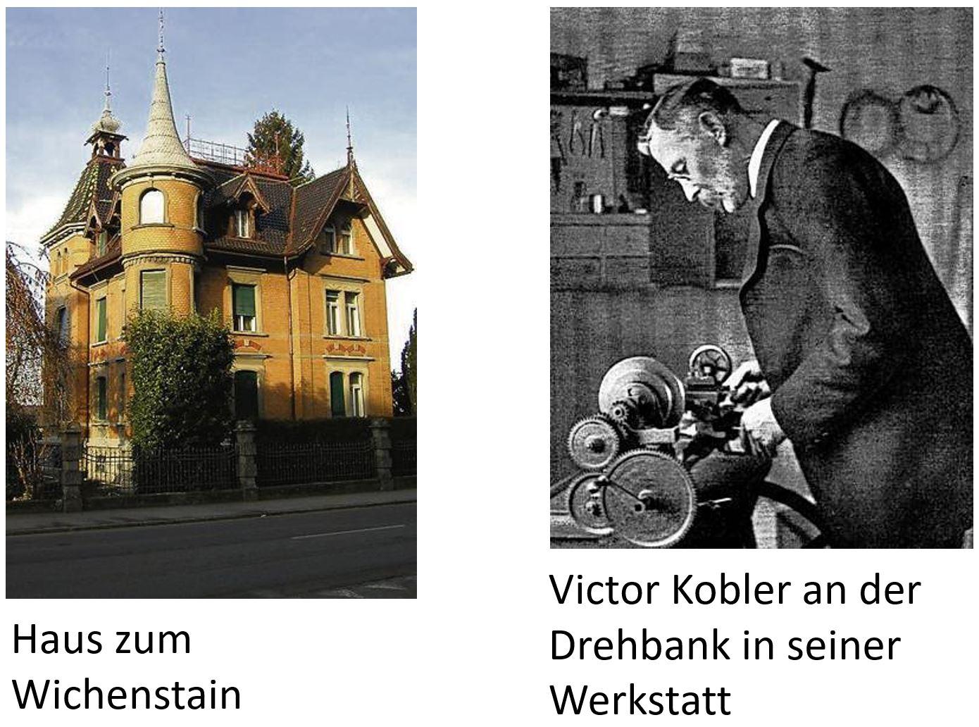 Victor Kobler (1859-1937)