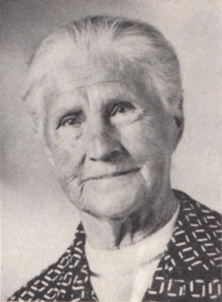 Ida Dietsche-Hutter (1897-1979)