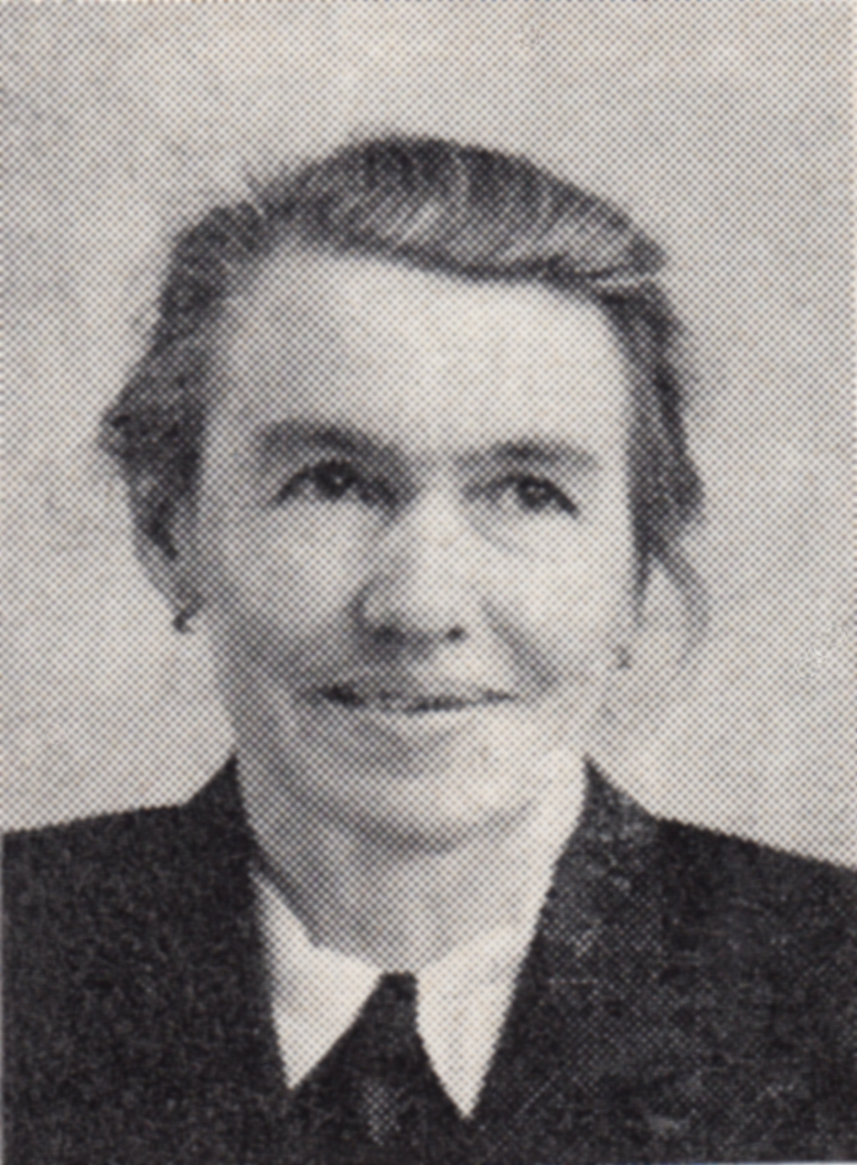 Berta Benz-Kobler (1898-1967)