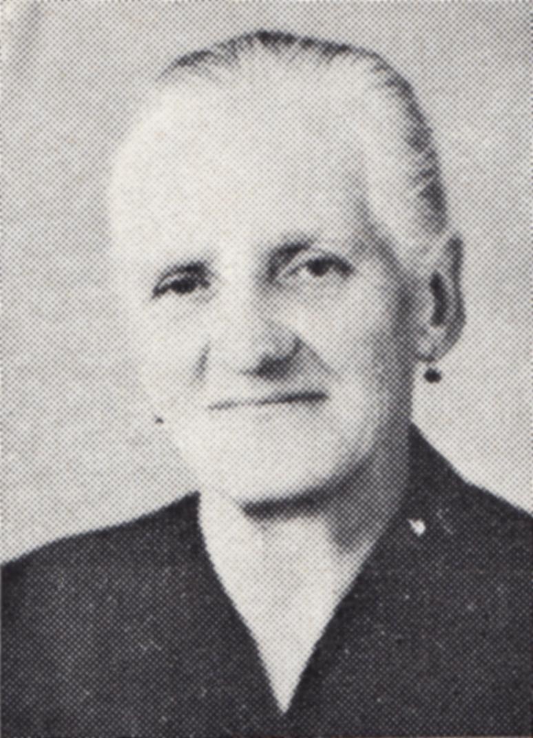 Katharina Dietsche (1894-1968)