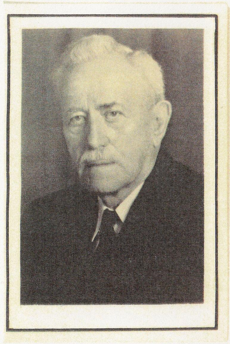 Xaver Dubach-Krauer 1867-1953