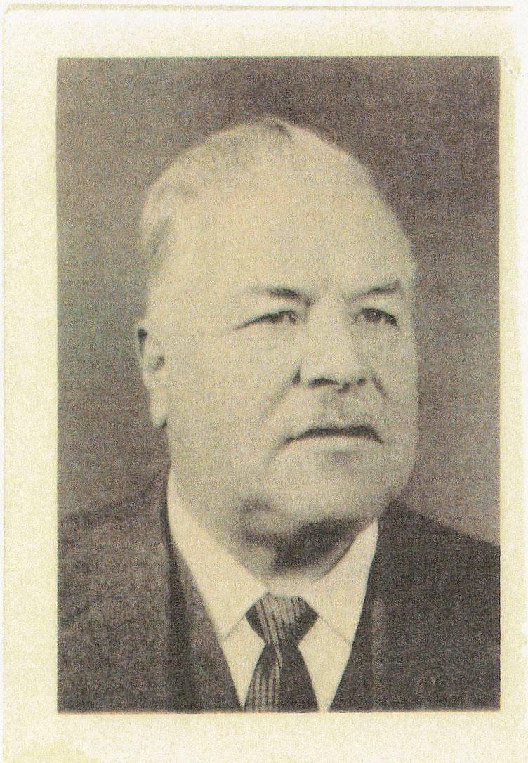 Anton Dubach-Bürgi 1896-1962