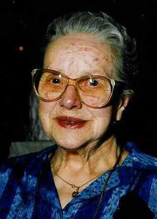 Anna Bättig-Mehr (1909-1995)