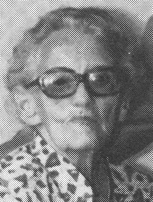 Margrith Mattle-Baumgartner (1909-1992)