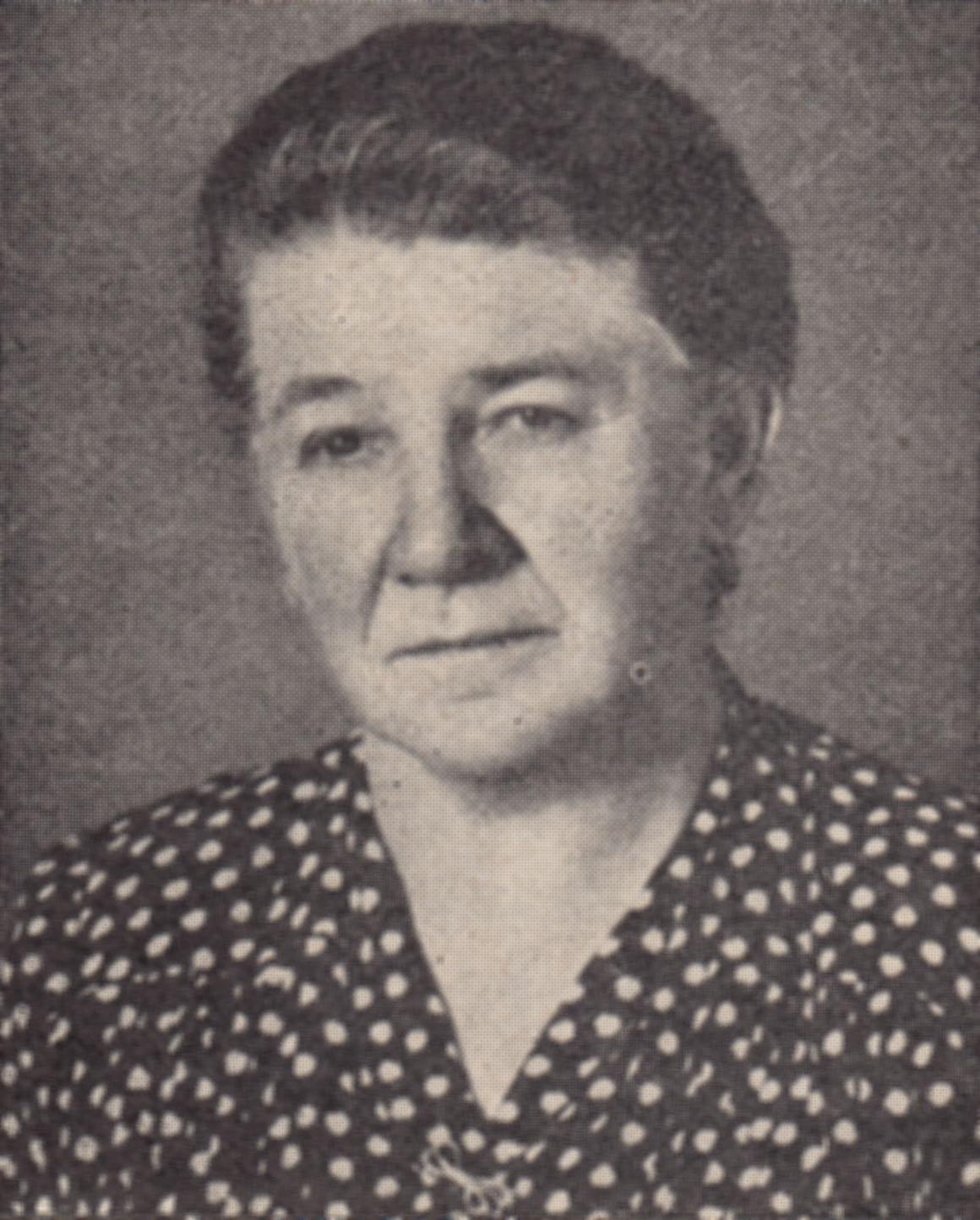 Josefa Stieger, Wirtin zur Krone