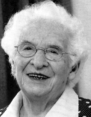 Violetta Künzli-Careggi (1911-2010)