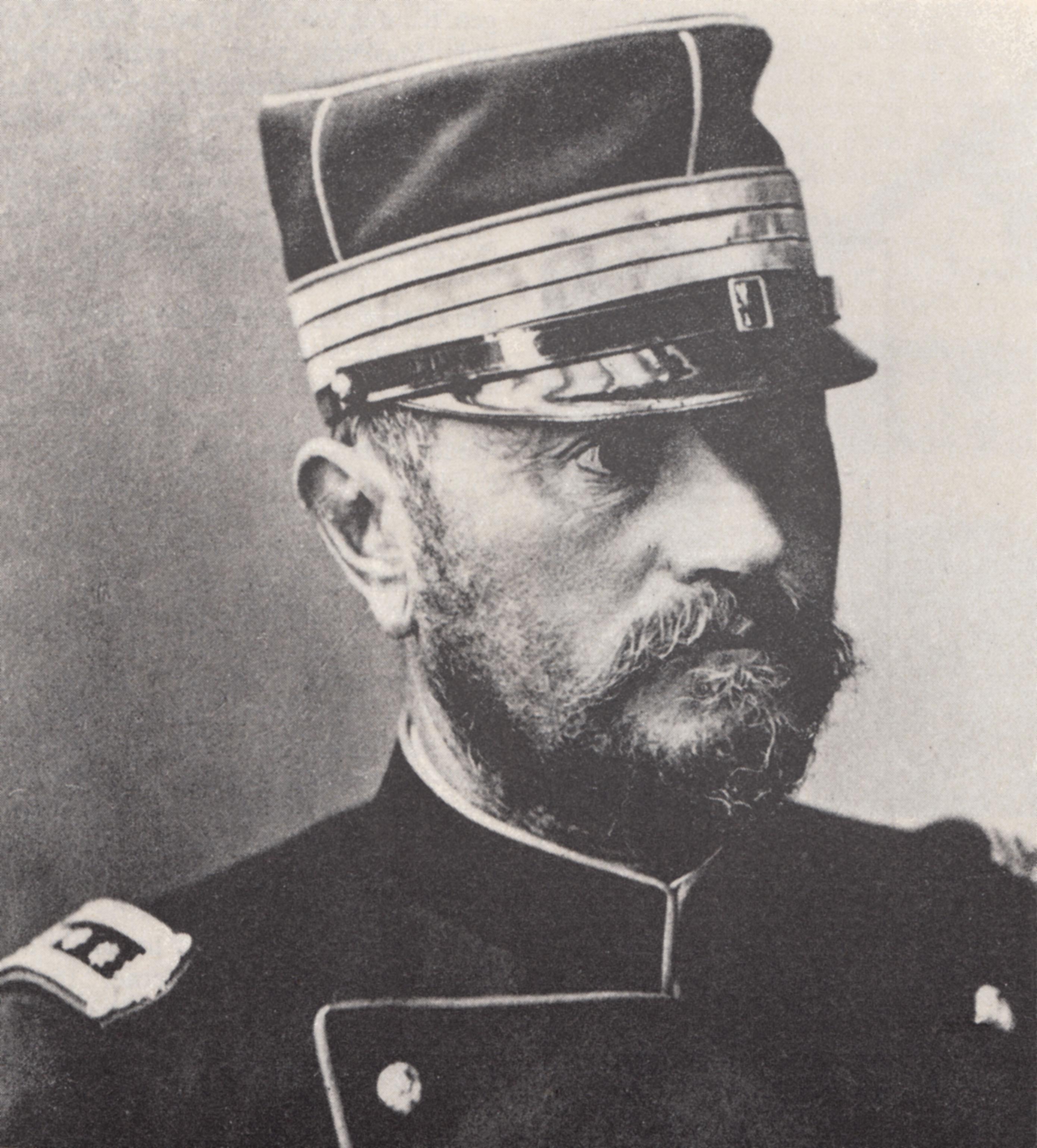 Oberst Alois Benz (1836-1907)