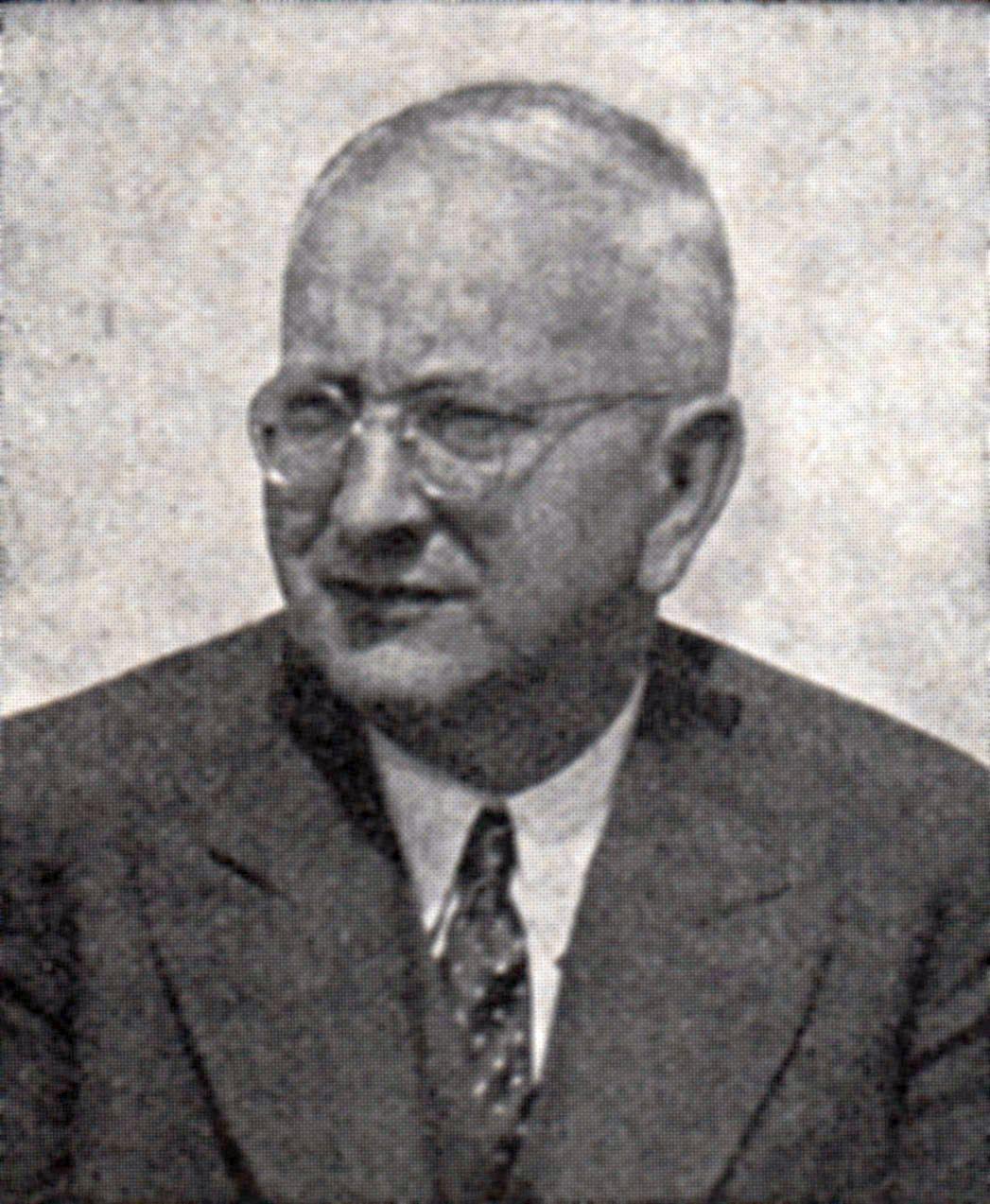 Franz Lüchinger, Lehrer (1895-1960)