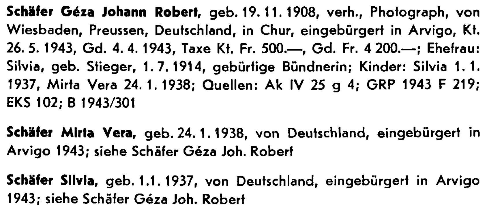 Géza Johann Robert Schäfer