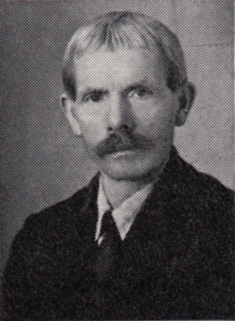Albert Lüchinger (1885-1968)