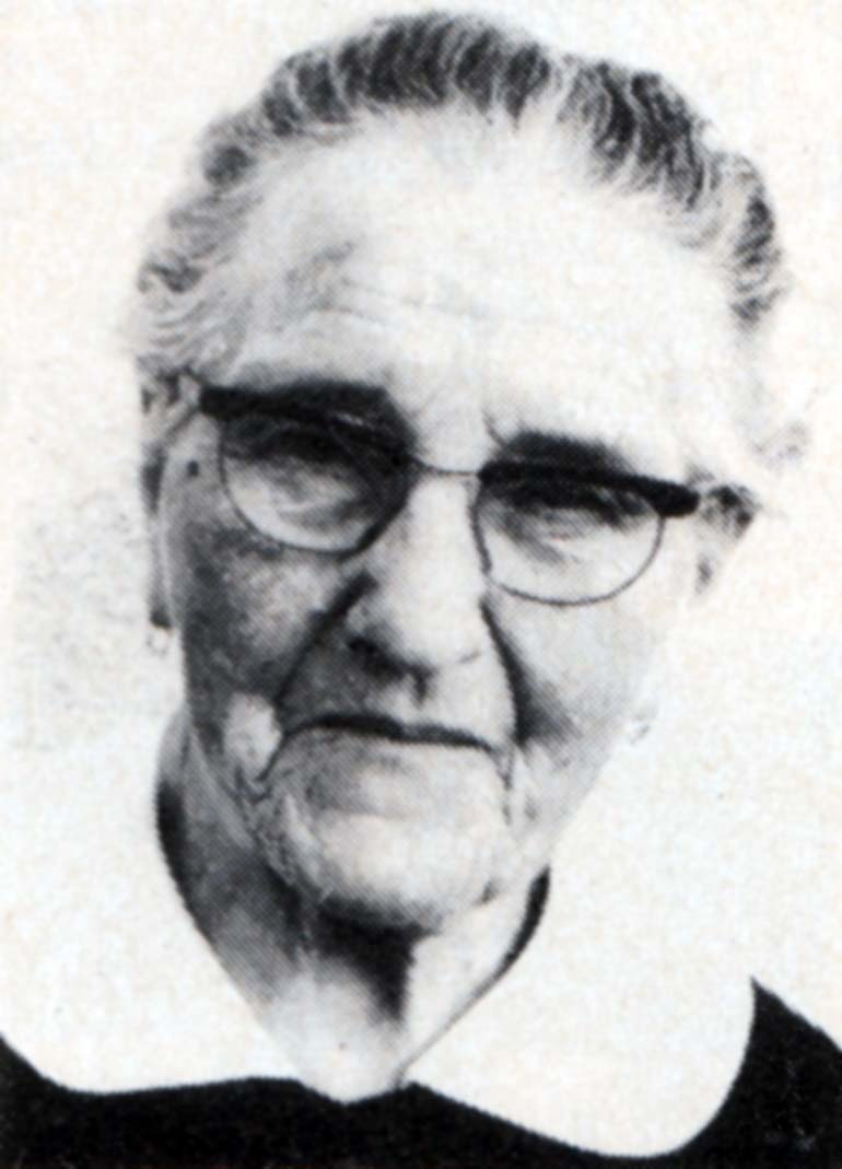 Maria Hasler-Mattle (1889-1979)