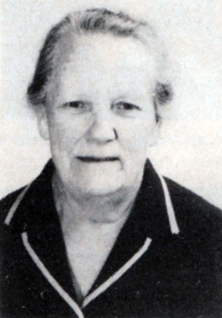 Rosa Baumgartner-Rohner (1897-1979)