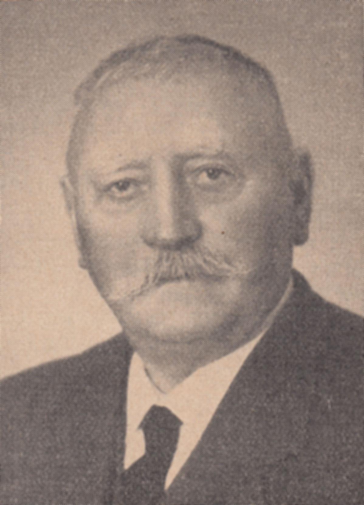 Johann Benz (1888-1961)