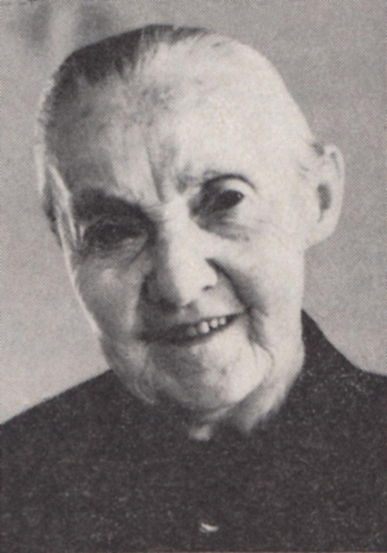 Anna Benz-Loher (1891-1979)