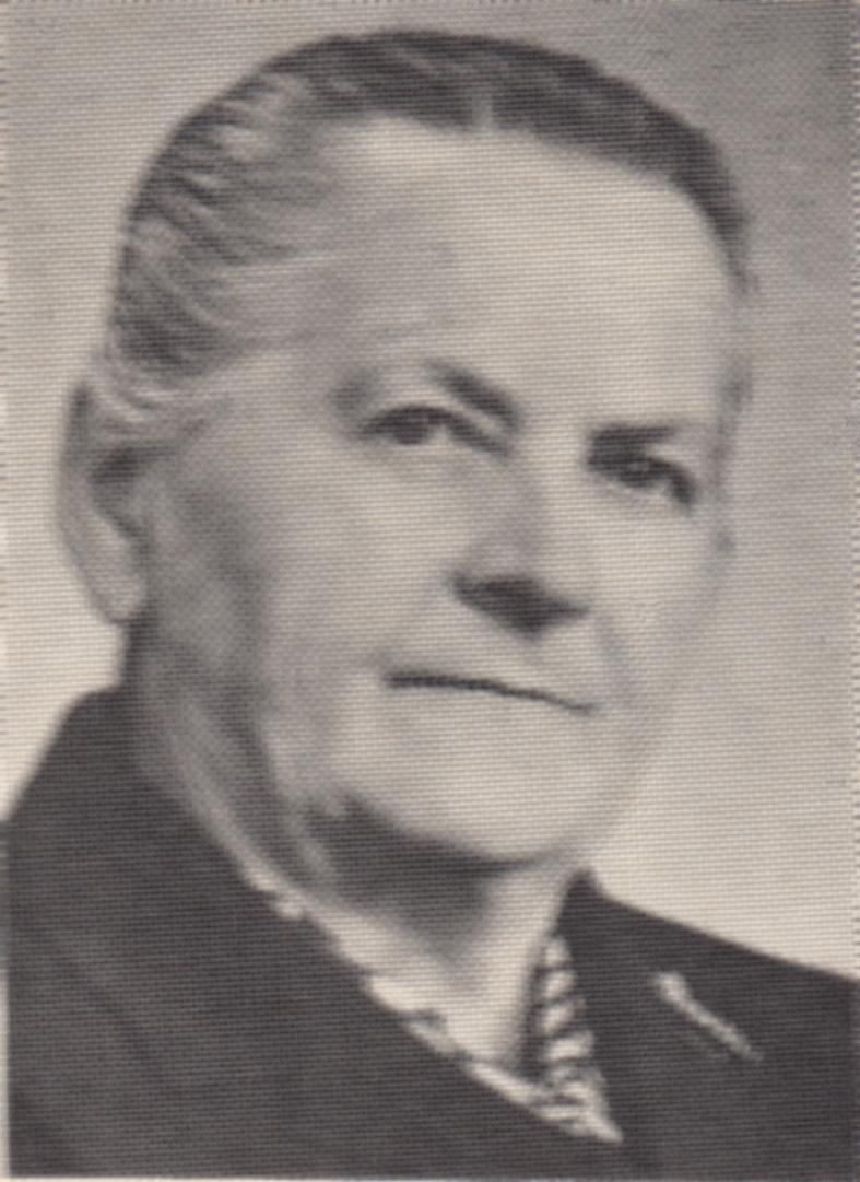 Ida Benz-Wüst (* 1895)