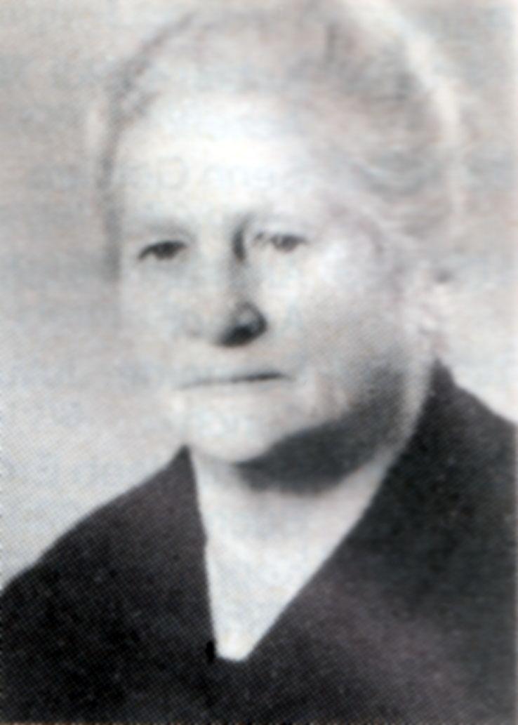 Selina Dietsche-Baumgartner (1908-1983)