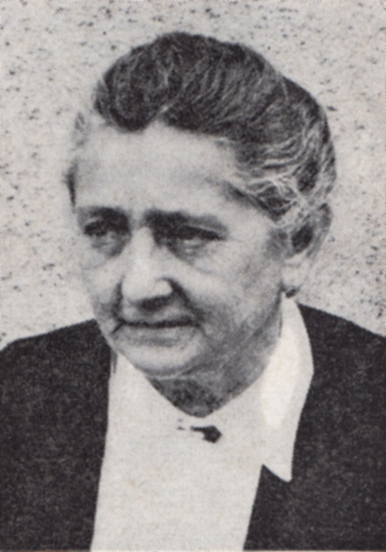 Maria Theresia Kolb-Kobler (1888, 1978)