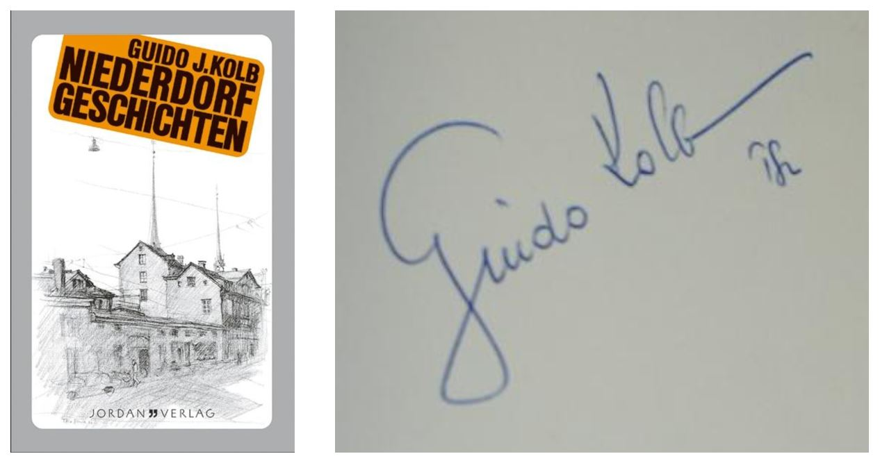 Guido Johann Kolb (1928-2007)