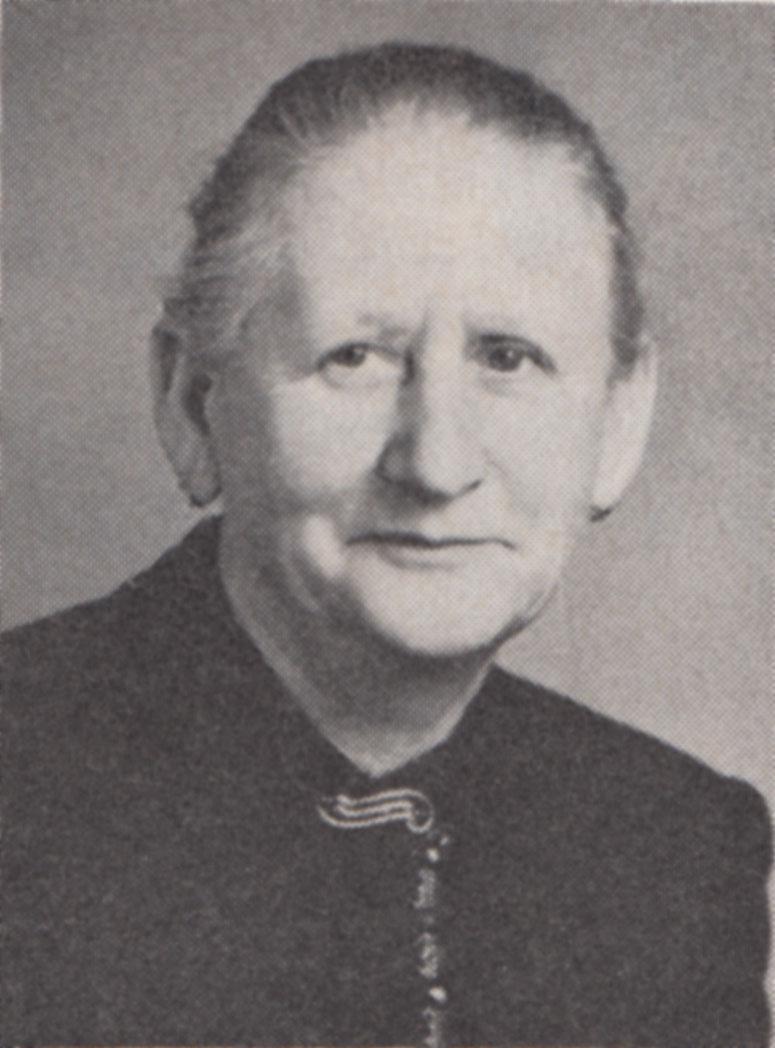 Mathilde Hutter (1891-1978)