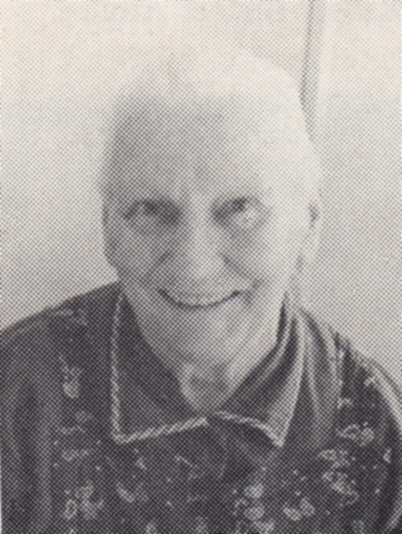 Luise Baumgartner-Benz (1888-1970)