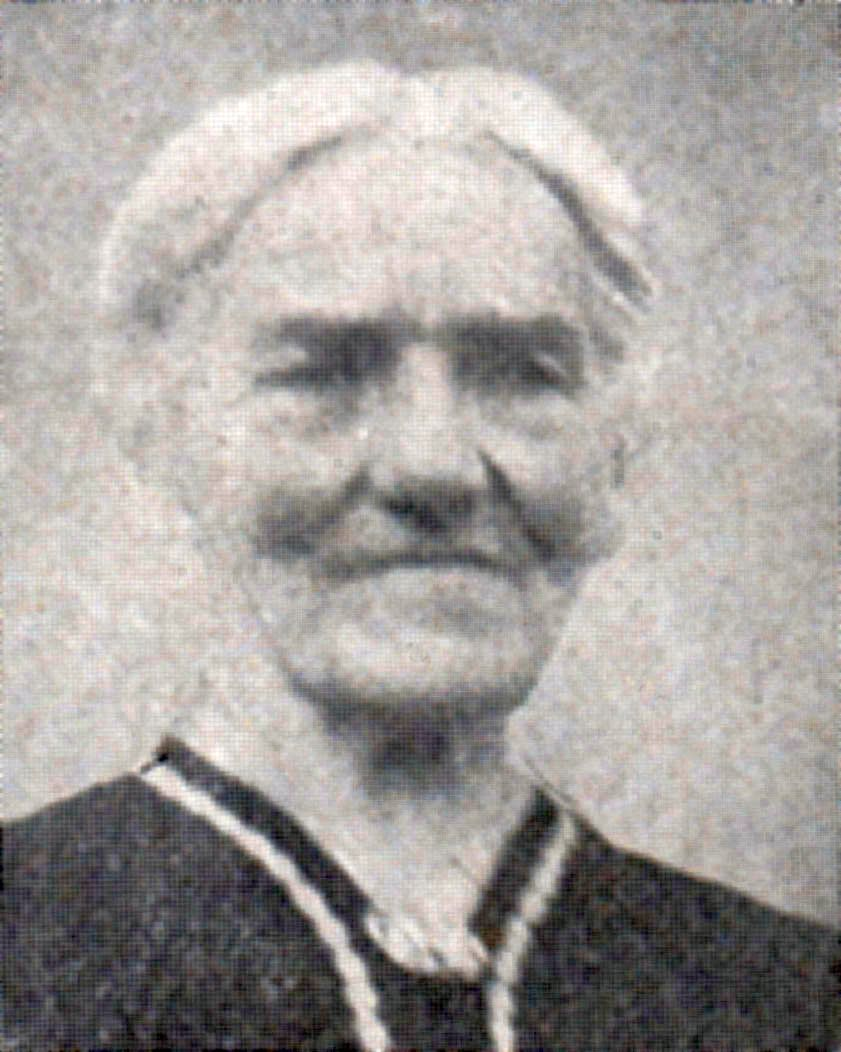 Christina Büchel-Gächter (1892-1965)