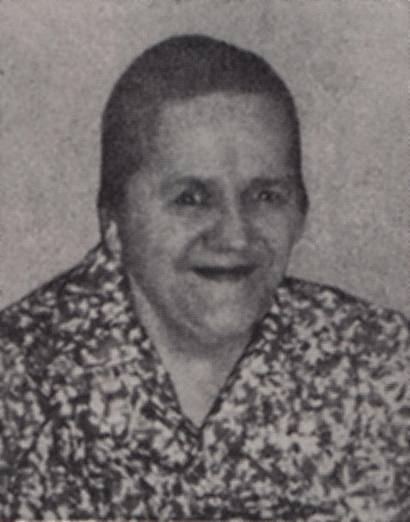 Franziska Stieger-Göcking (1896-1962)