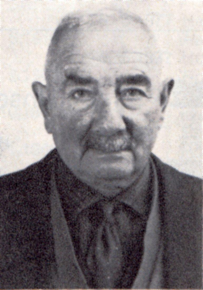 Beat Johann Zünd-Stieger (1894-1976)