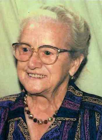 Elisabeth Mehr (1912-2001)