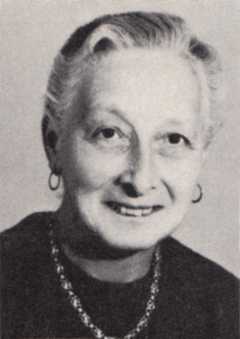 Berta Kolb-Loher (1901-1977)