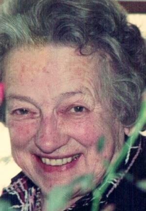 Hermine Barbara Hodel-Brunner (1910-1984)