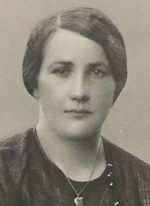 Anna Affentranger-Birrer (1898-1958)