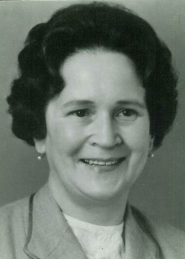 Marie Gürber-Fischer (1922-1978)