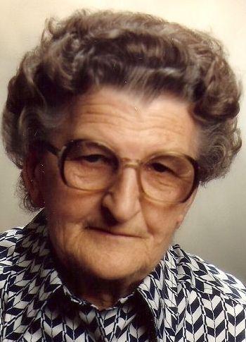 Margrit Sigrist-Glanzmann (1913-1995)