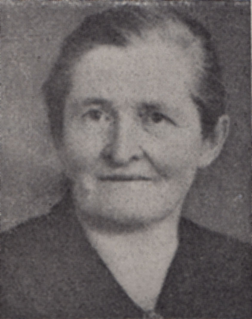 Mathilde Baumgartner (1884-1963)