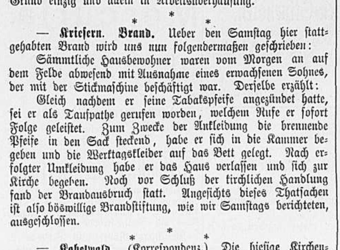 Alois Hutter der kleine Pfeifenraucher (1892)