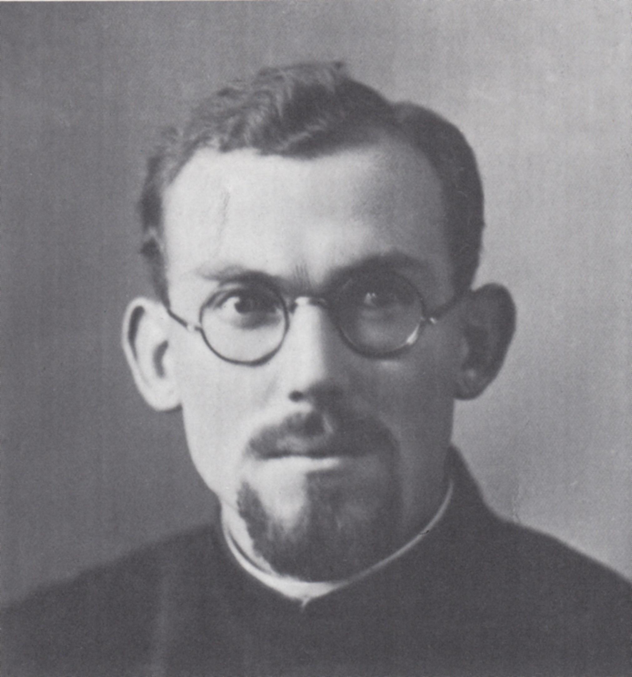 Pater Adolf Lanegnegger (1908-1940)