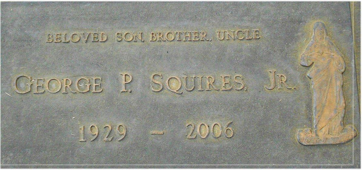George Peter Squires Jr. (1929-2006)