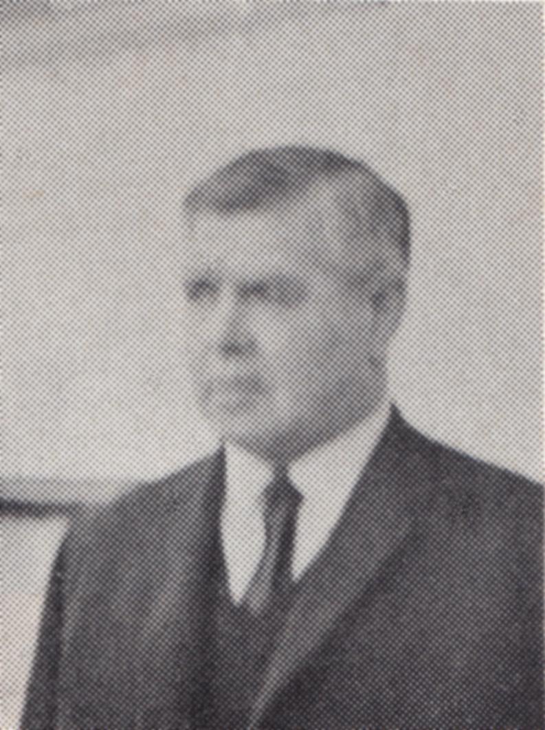 Karl Schegg (1913-1970)
