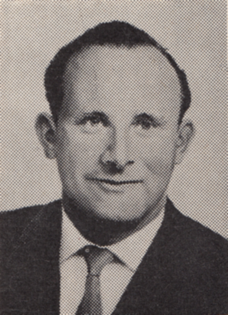 Sebastian Hengartner-Stieger (1924-1971)