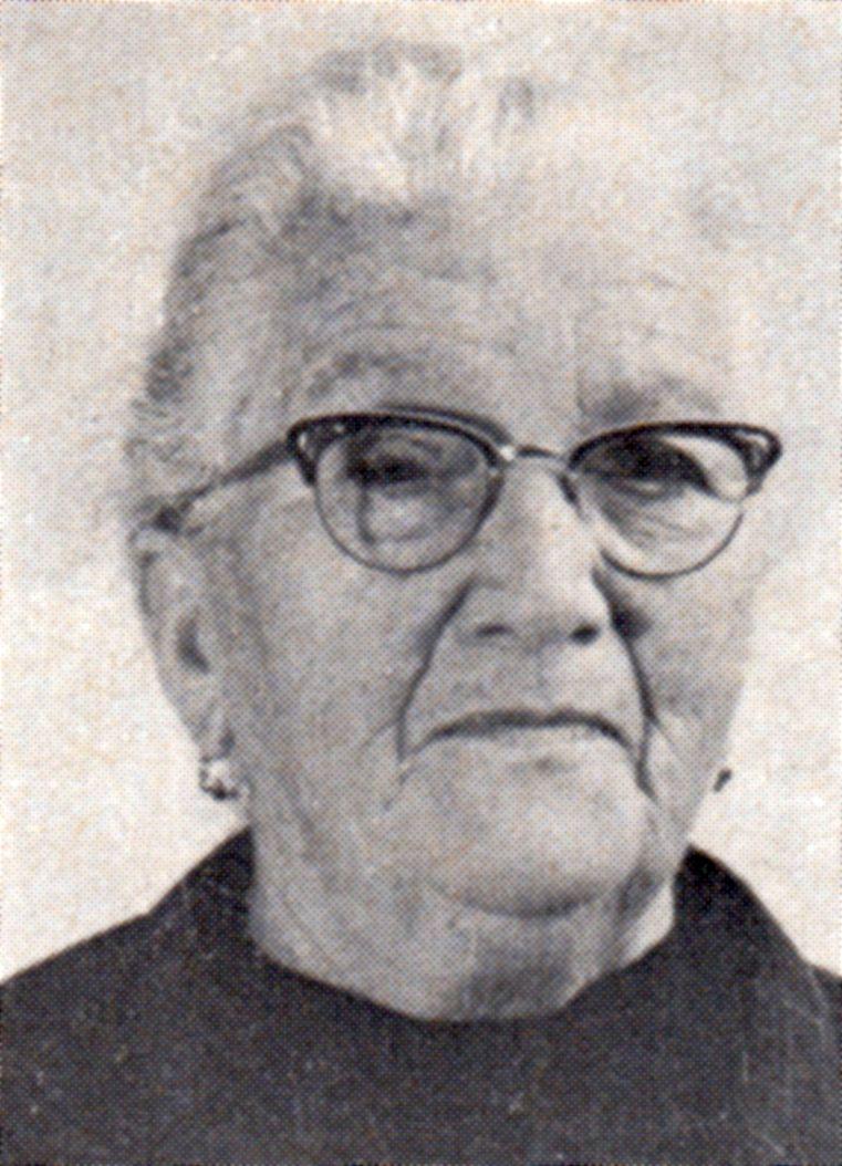 Sophie Baumgartner (1893-1975)