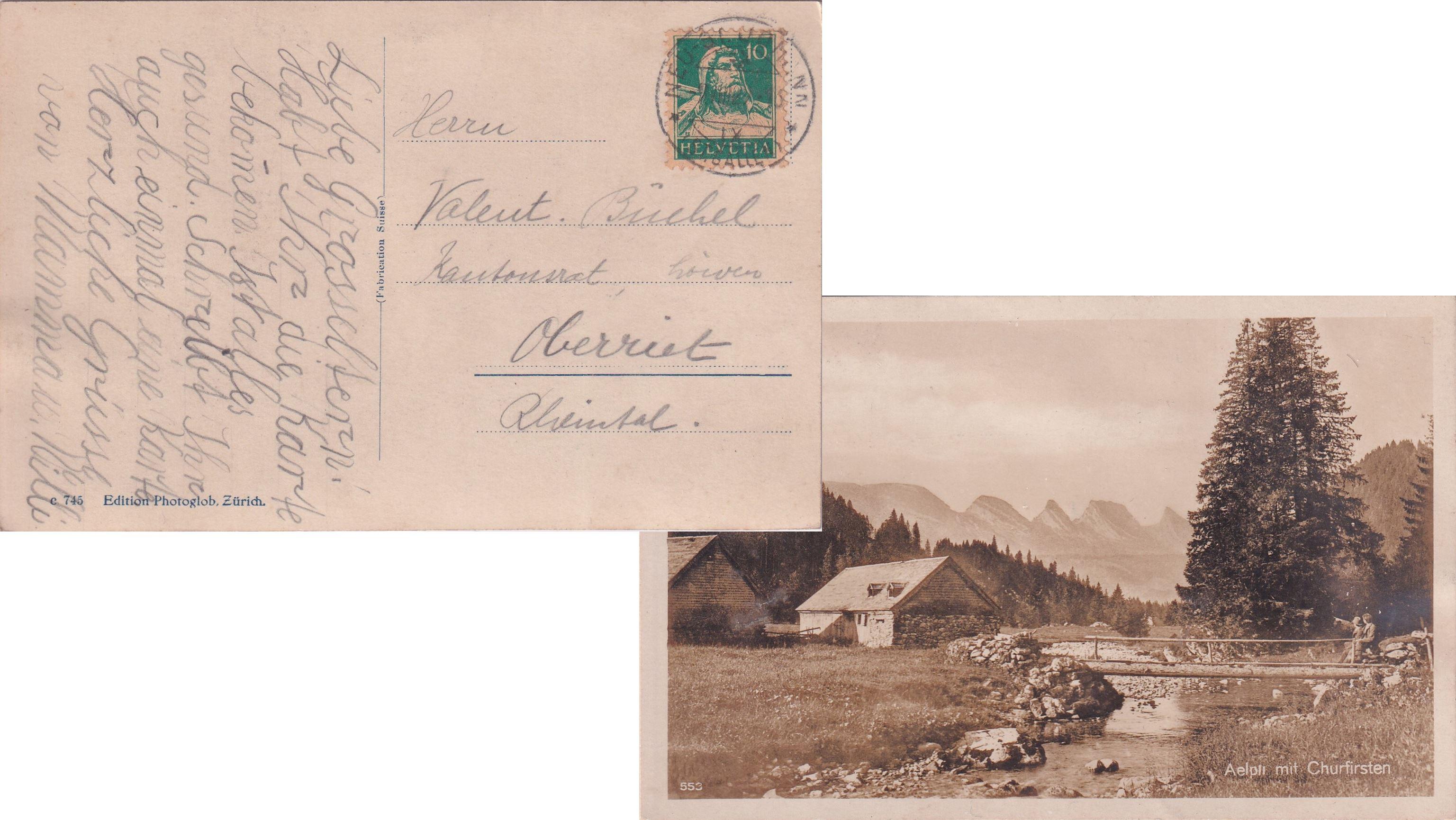 Valentin Büchel (1868-1949)