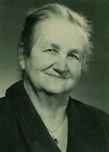 Franziska Kunz-Mehr (1900-1981)