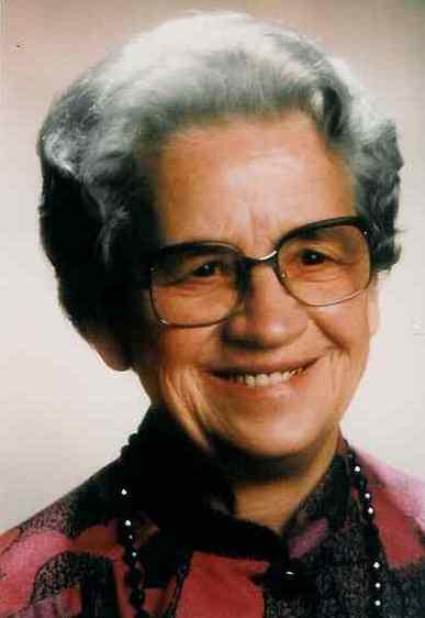 Sophie Erni-Mehr (1913-1992)