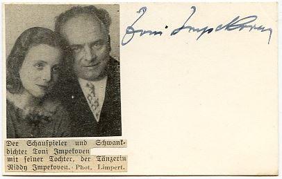 Toni Impekoven (1878-1947)