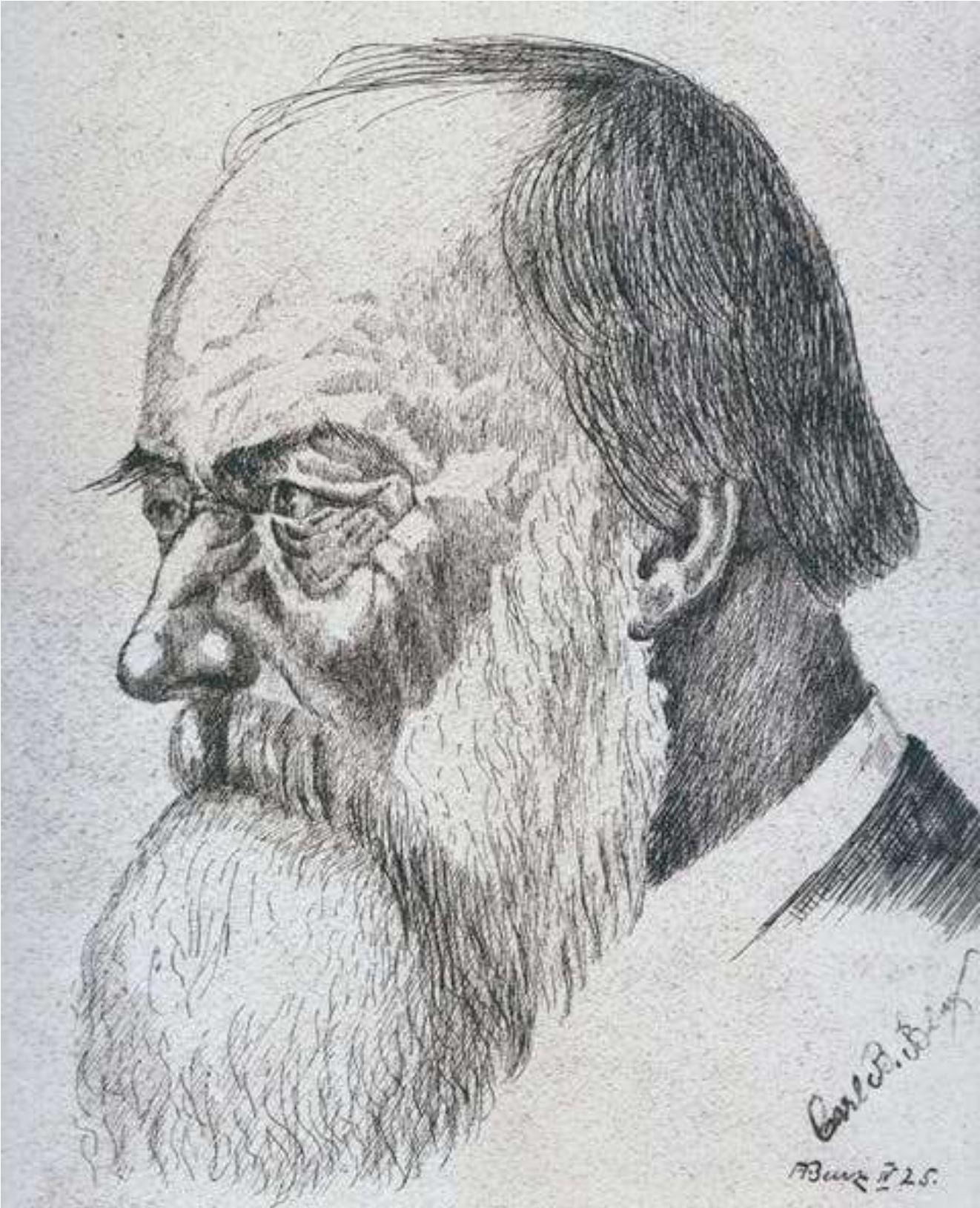 Carl Beda Benz (1842-1933)